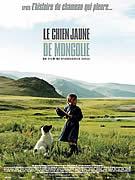 chien jaune de Mongolie