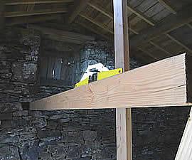 rénovation, création de mezzanine
