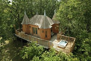 Cabane A Construire cabanes perchées, les règles pour construire dans les arbres - les
