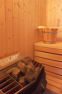 deuxi me cabane installer un sauna sur son jardin une id e retenir. Black Bedroom Furniture Sets. Home Design Ideas