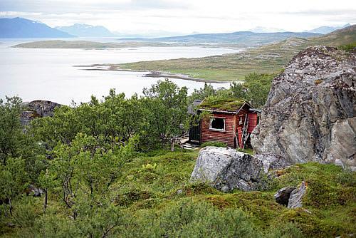 cabanon en Norvège