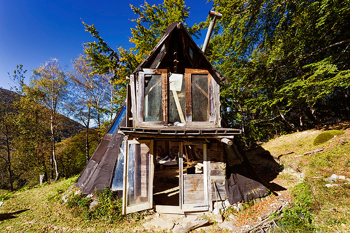 cabane alternative