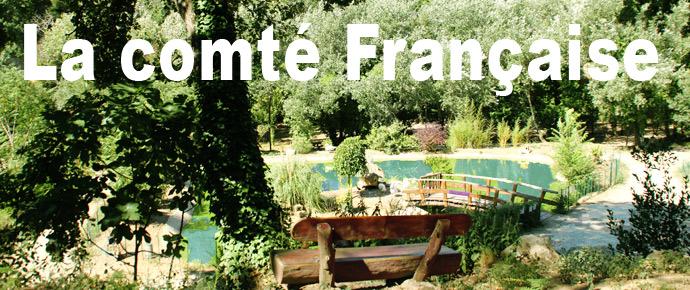 paysage de la comté Française