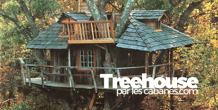 cabane-perchée