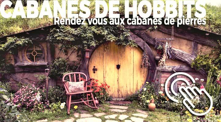 cabanes insolite de hobbits