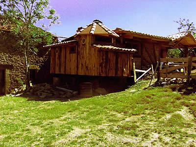 Cabane en terre