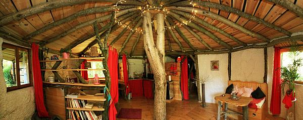 hobbit house dans la Bruyère