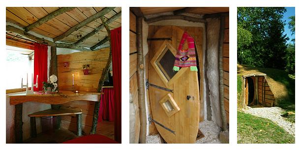 maison intégrée Nid dans la Bruyere