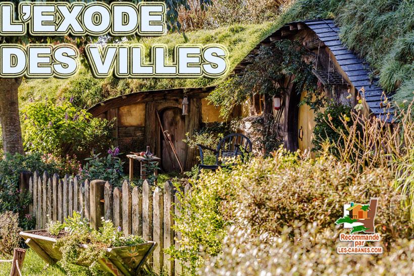 l'exode des villes-hobbits